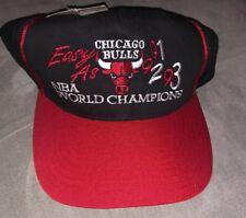 64ef4e632ce49 Champion Chicago Bulls NBA Fan Cap, Hats for sale | eBay