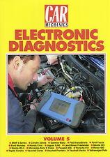 Car Mechanics Electronic Diagnostics Reprint Books Volume 5