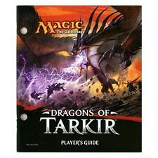 Dragons of Tarkir Fat Pack's Player's Guide MTG MAGIC the GATHERING, New