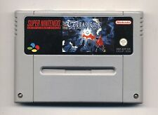 Super Nintendo SNES - Terranigma - PAL ausgezeichnet NES
