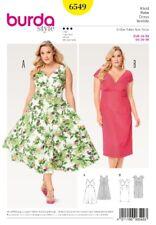 Burda Style Schnittmuster - Sommerkleider - Nr.6549