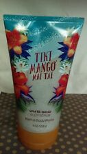 L24 bath body works tiki mango mai tai white sand body scrub
