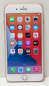 """Apple iPhone 8 Plus 256GB (AT&T) 5.5"""" MQ8Y2LL/A Gold CRACKED"""