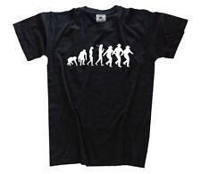 Edición Estándar LINE Bailarina EVOLUTION País Occidental Música Camiseta S-xxxl