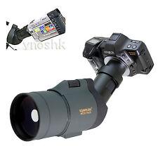 25-75x 5500mm Telescope M42 for Sony AF A77II A58 A99 A37 A57 A77 A65 A35 A55