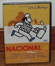 NACIONAL III - DVD - NUEVO - PRECINTADO - CINE ESPAÑOL - COMEDIA