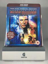Blade Runner The Final Cut HD DVD Region 2 UK Cert 15 HDDVD 2 Disc Set