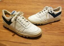 Vtg NOS PONY Pro 80 Lo Top 1980 sz 9.5 RARE White Basketball Shoes Sneakers 80s