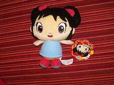 """Plush Fisher-Price 2009 Ni Hao Kai-Lan Cutie Plush Doll  6"""""""