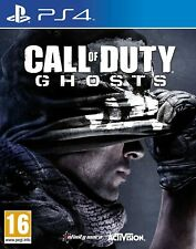Call of Duty Ghosts PS4 Brand New Factory Sealed COD PlayStation 4