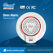 Z-Wave Plus Siren Alarm Sensor Compatible with Z-wave 300 series and 500 series