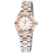 Tag Heuer Aquaracer Quartz Movement MOP Dial Ladies Watch WAP1451.BD0837