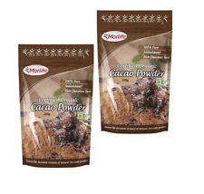 Morlife Cacao Powder 150g x2 | Certified Organic | Cocoa | Baking | Healthy