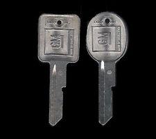 Briggs & Stratton Corvette 1968 1972 1976 1980 C & D Key Blank set knockout