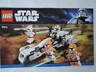 LEGO Bauanleitung / Instruction Star Wars 7913
