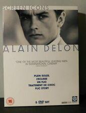 Screen Icons. Alain Delon. DVD