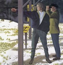 "Alex Colville "" Target Practice "" signed and numbered limited edition print"