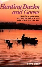 Hunting Ducks and Geese