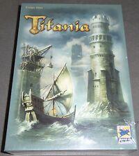 Titania (Edicion francesa) Juego de mesa independiente idioma Rudiger Dorn