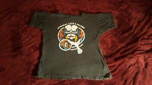 Vintage Emerson Lake and Palmer 1977 Works Tour T-shirt