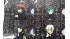 D.gray-man x h.NAOTO Folder x4 Allen Lavi Kanda Lenalee Gothic Lolita  F/S