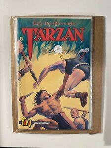 Tarzan the Beckoning #6 Malibu Comics Series! I Combine Shipping!