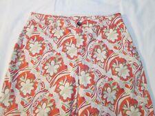 Kim Rogers size 6 Capri Pants