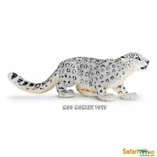 Snow Leopard Safari Ltd # 237529 Asia Wild Animal Replica Nwt