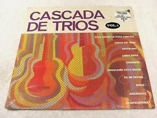 """Cascada de Trios, Vol 1"" 1960's Latin LP, SEALED!, Various, Orig Dimsa #1054"