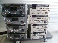 SONY DVW-A500 Analog/Digital Betacam Editing Video Cassette Recorder u-matic