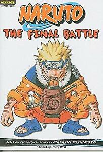 Naruto: Chapter Book, Volume 16: The Final Battle [NARUTO CHAPTER V16] [Paperb