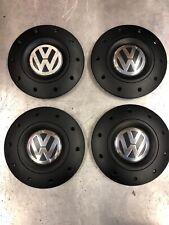 VOLKSWAGEN VW TRANSPORTER T6-SPORTLINE ruota centro CAP//LEGA-CROMO-NUOVO