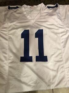 Cedrick Wilson Autographed jersey #11 Dallas Cowboys Authentic With COA