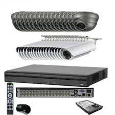 32Ch 6Mp All-in-1 Ahd Dvr 2.6Mp 4-in-1 960H Home Surveillance Security Camera