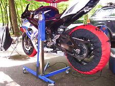 Motorrad Zentralständer für Suzuki GSX/R 1000 K5-K6 BlueLIft Moto Central Stand