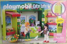 PLAYMOBIL 5639 Play box et accessoires - le fleuriste (version us)