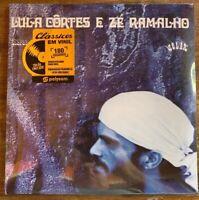 "Lula Cortes E Zé Ramalho ""Paebiru"" Legit Brazilian Psych LP 1st from tapes!"
