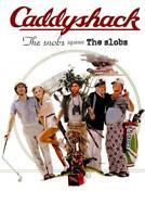 Caddyshack Movie POSTER 11 x 17 Chevy Chase, Rodney Dangerfield, C