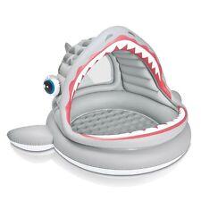 Inflatable Intex Roarin' Shark Shade Pool - Free Repair Patch