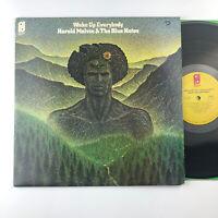 Harold Melvin & The Blue Notes - Wake Up Everybody -  1975 USA Vinyl LP Record