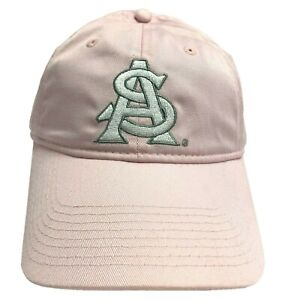 NCAA by Signatures Arizona State Sun Devils Pink Adjustable Buckle Strap Hat