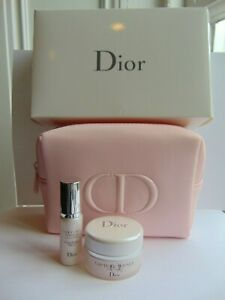 Christian Dior Capture Totale serum & correcting cream & bag set boxed
