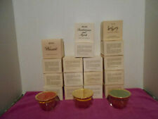 17 Vintage Avon Candle Refills - Christmas Scents Nib