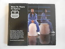 DJ SPINNA : HERE TO THERE - [ CD ALBUM ] --> PORT GRATUIT