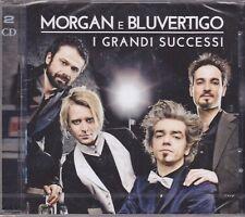 2 CD Box Set **MORGAN E BLUVERTIGO • I GRANDI SUCCESSI** nuovo sigillato
