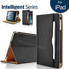 Luxury Stand Flip Leather Case Smart Cover for Apple iPad 2 3 4 Shockproof Soft