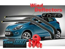 FORD KA  2009 - 2017  3.doors  Wind deflectors 2.pc HEKO 15288