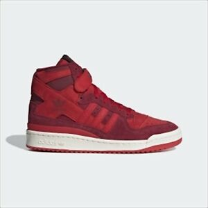 ADIDAS ORIGINALS FORUM 84 HIGH CHILI PEPPERS RED GY8998 US 7