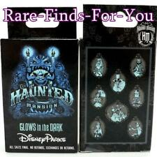 Disney Pin Haunted Mansion Glow in The Dark Mystery Set - 2 Randomly Selected.