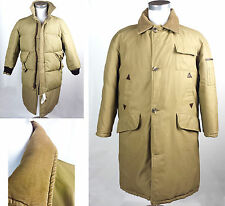 Deacon Brothers L Down Extreme Weather Parka Cotton Shell CANADA Quilted Lining